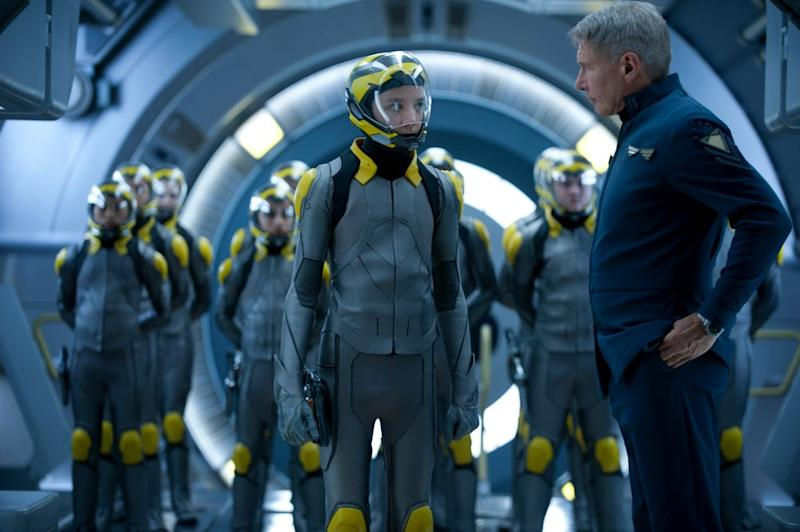 Lionsgate: 'Ender's Game' Author's Gay-Marriage Views 'Irrelevant'