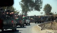 塔利班進攻赫爾曼 美軍空襲支援阿國