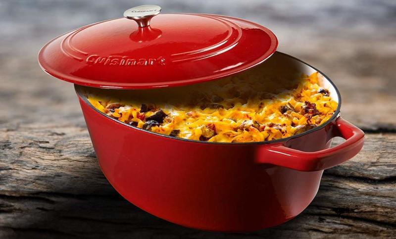 Cuisinart 7 Quart Oval Casserole. (Photo: Amazon)
