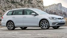 2018 Volkswagen Golf Variant