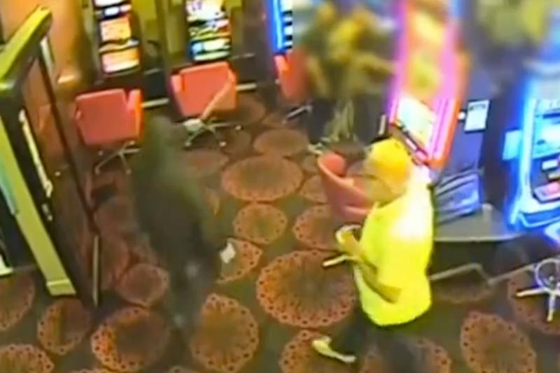 St Albans armed robbery: Victoria Police released CCTV footage of an incident from November 12, 2018 in Melbourne's north west.