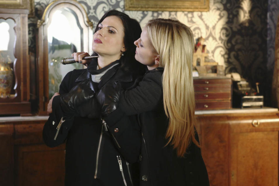 """""""Once Upon a Time"""" -- """"The Miller's Daughter"""""""