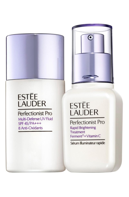 Estée Lauder Full Size Perfectionist Pro UV Fluid & Brightening Treatment