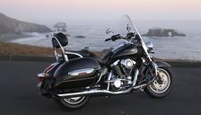 2009 Kawasaki VN 1700 Nomad