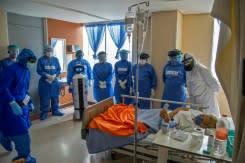 Robot RS bantu menghibur pasien COVID-19 di Meksiko