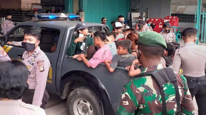 Seruan SMK Bergerak Picu Puluhan Remaja Mau Demo di Gedung DPR