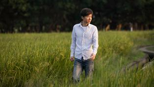 李劍青當起導遊分享北投秘境