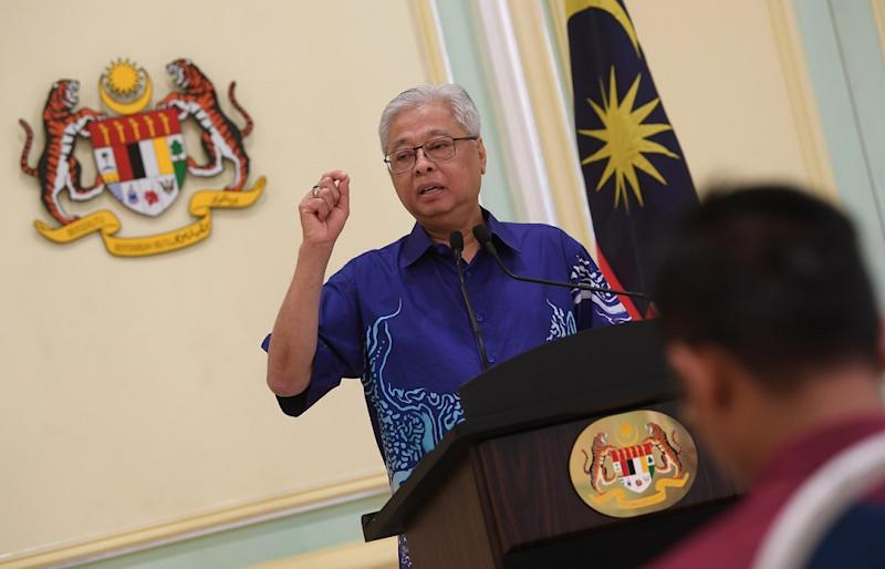 Ismail said it was an existing requirement for a person entering the country from Singapore to already have gone through Covid-19 screening. — Bernama pic