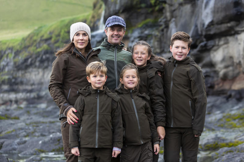 The four Danish royal children are set to begin at a Swiss boarding school in January. Photo: Getty