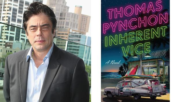 Benicio Del Toro Will Counsel Joaquin Phoenix in 'Inherent Vice'