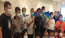 中市勞工局邀視障按摩師參訪庇護工場青創基地 提升競爭力