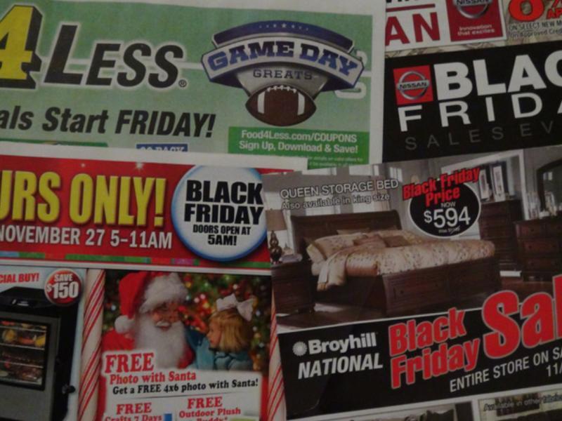 「黑色星期五」為何成為指標購物日?