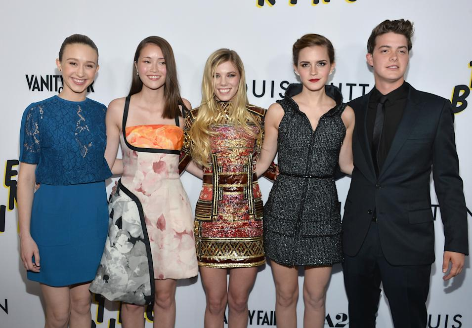 "Premiere of A24's ""The Bling Ring"" - Red Carpet"