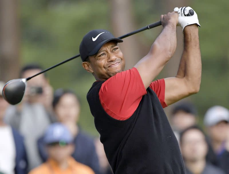 Tiger skipping next week's tournament in Connecticut