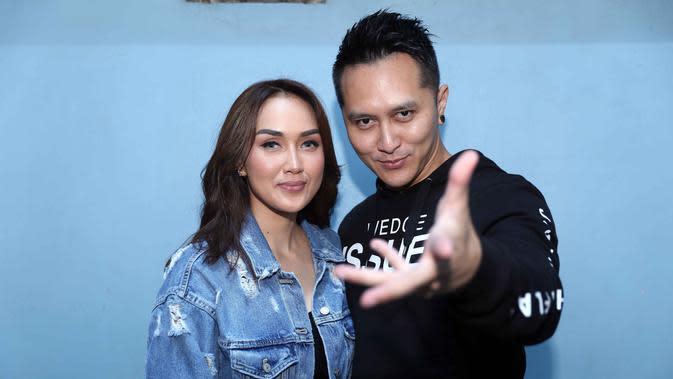 Sarah Wijayanto - Demian Aditya (Nurwahyunan/bintang.com)