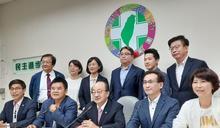 民進黨團幹部終於搞定!2人禮讓 鄭運鵬續任幹事長、莊瑞雄書記長