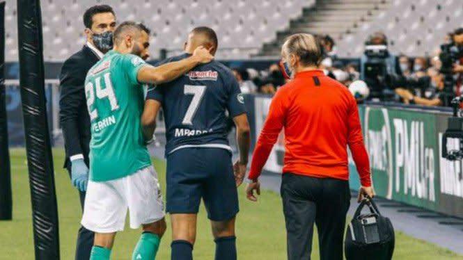 Jelang Lawan Atalanta, PSG Dapat Angin Segar dari Mbappe