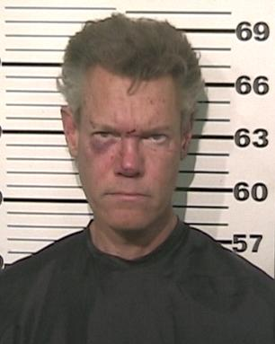 Randy Travis Charged With Assault