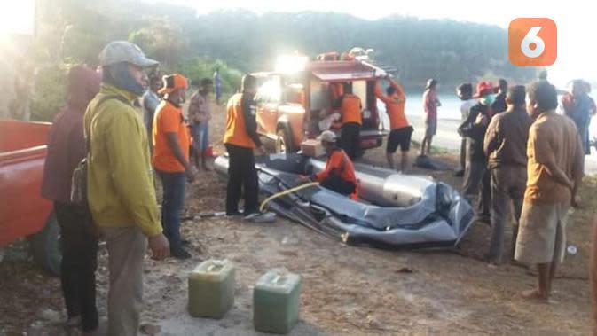 3 Pegawai Puskesmas Jadi Korban Saat Tolong Bocah Tenggelam di Pantai Laiilang