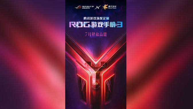 Asus Konfirmasi Tanggal Peluncuran ROG Phone 3, Kapan?