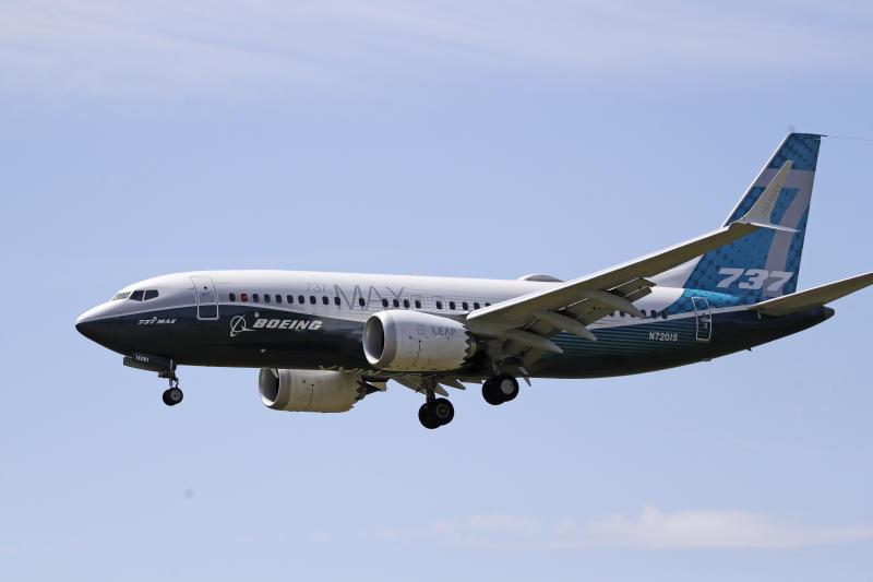 Europe Boeing Plane