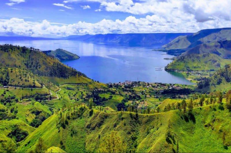Menparekraf dorong pengembangan ekonomi kreatif di sekitar Danau Toba