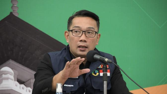 Ridwan Kamil Sepakat 8 Daerah di Jabar Laksanakan Pilkada dengan Adaptasi Kebiasaan Baru