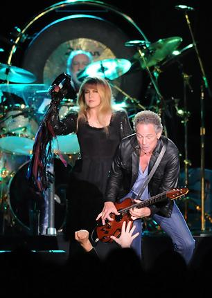 Q&A: Stevie Nicks and Lindsey Buckingham Reveal Lingering Tensions in Fleetwood Mac