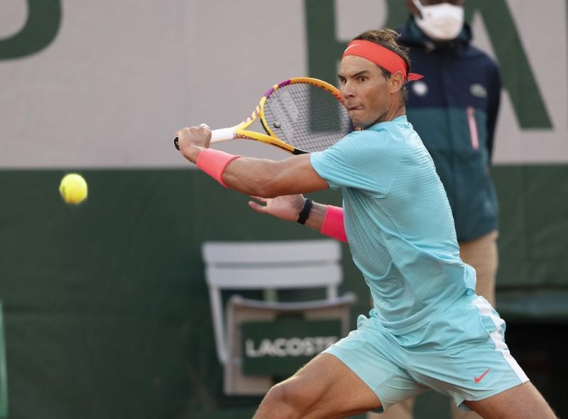 No pain, no gain for Nadal
