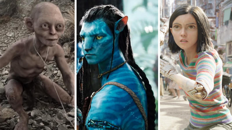 Weta Digital is behind some of the most recognisable faces of 21st century animation. Source: Supplied