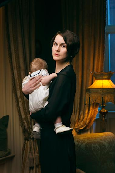"""Downton Abbey"" Season 4"