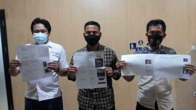 Ratusan ABG yang Diamankan di Depok Dihasut untuk Bakar Kantor Polisi