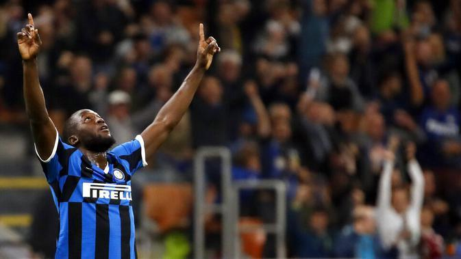 Jersey Inter Milan (AP/Antonio Calanni)