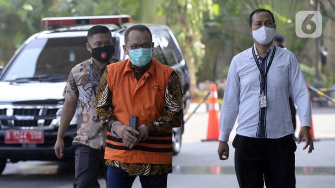 KPK Konfirmasi Saksi soal Mobil Milik Tersangka Nurhadi