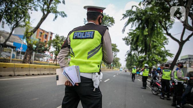 Tangsel dan Jakpus Jadi Wilayah Terbanyak Pelanggar Operasi Patuh Jaya di Hari Keempat