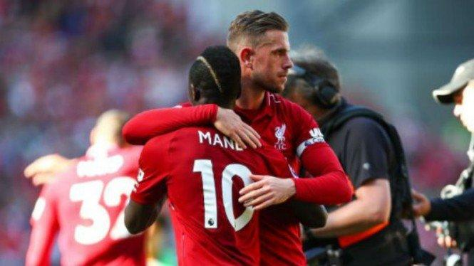 Kesedihan Kapten Liverpool Usai Dibantai Manchester City 0-4