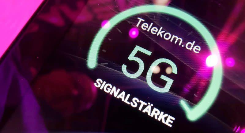 Exclusive: Deutsche Telekom freezes 5G deals pending Huawei ban decision