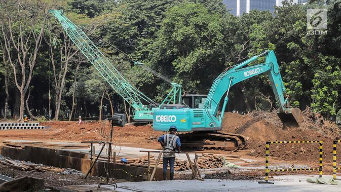Pembangunan MRT Jakarta Fase 2 Terancam Mundur Akibat Covid-19