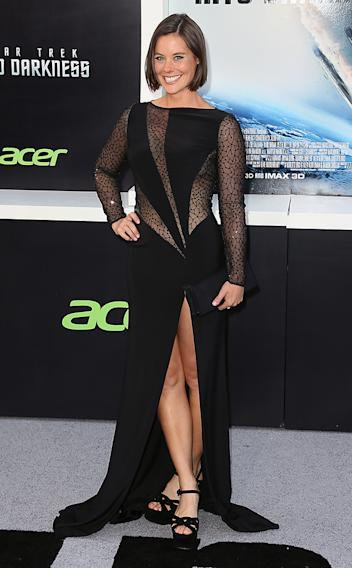 """Premiere Of Paramount Pictures' """"Star Trek Into Darkness"""" - Arrivals"""