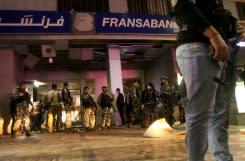 Bank Lebanon diserang bahan peledak di tengah krisis ekonomi