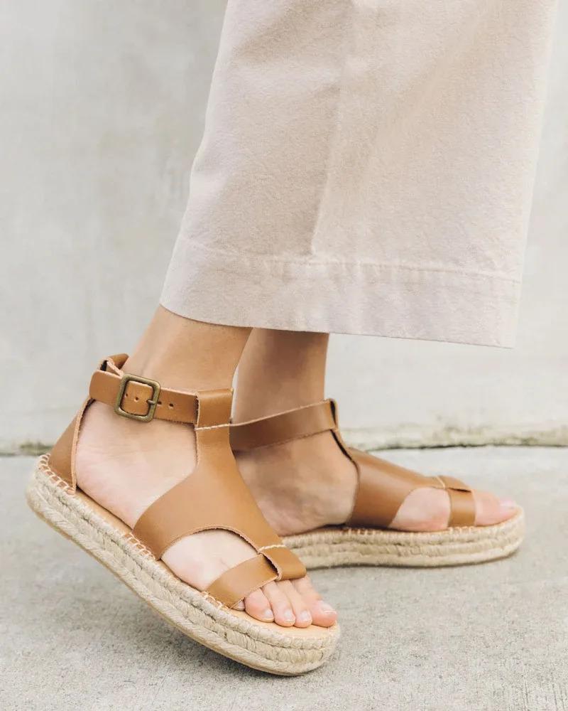 Banded Shield Sandal