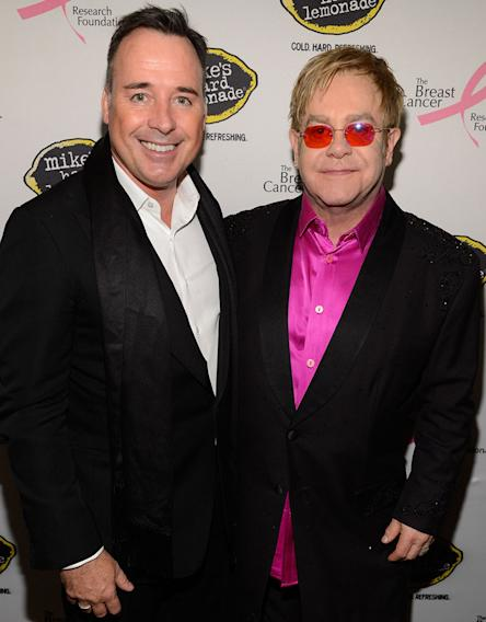 2013 Breast Cancer Foundation's Hot Pink Party - Inside