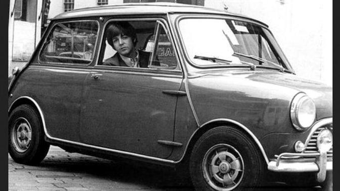 John Lennon berperan penting dalam penamaan VW Beetle. Julukan lainnya seringkali mengambil inspirasi dari bentuk VW Beetle yang unik (Foto: Minispace)