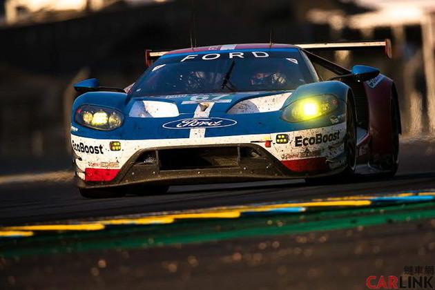 由剛拿下利曼24小時耐力賽亞軍的Ford GT看看福特未來量產車趨勢!