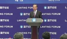 王毅:美國對中國的攻擊就是對發展中國家的攻擊