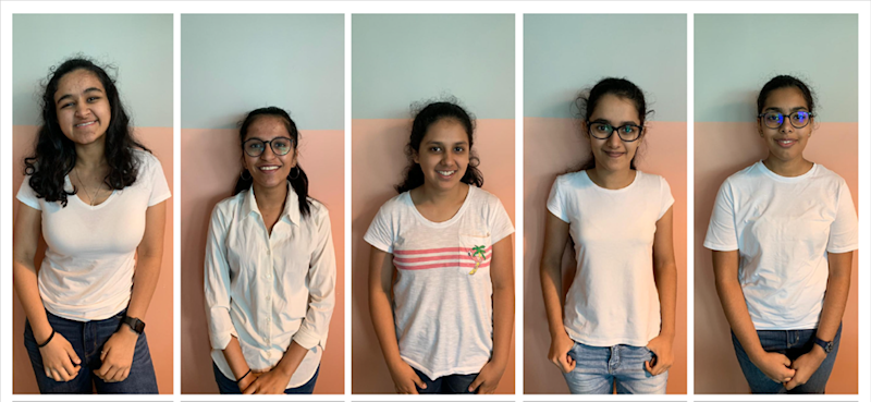 The 'Geared-Up Girls' team of five will represent India at the FIRST Global Challenge to be held in Dubai this month.