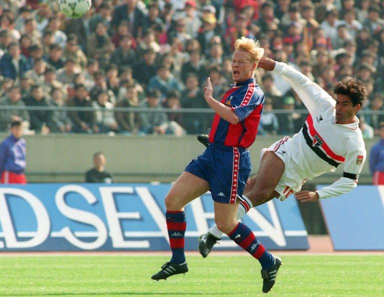 Koeman to take dream job at Barca, reveals Bartomeu