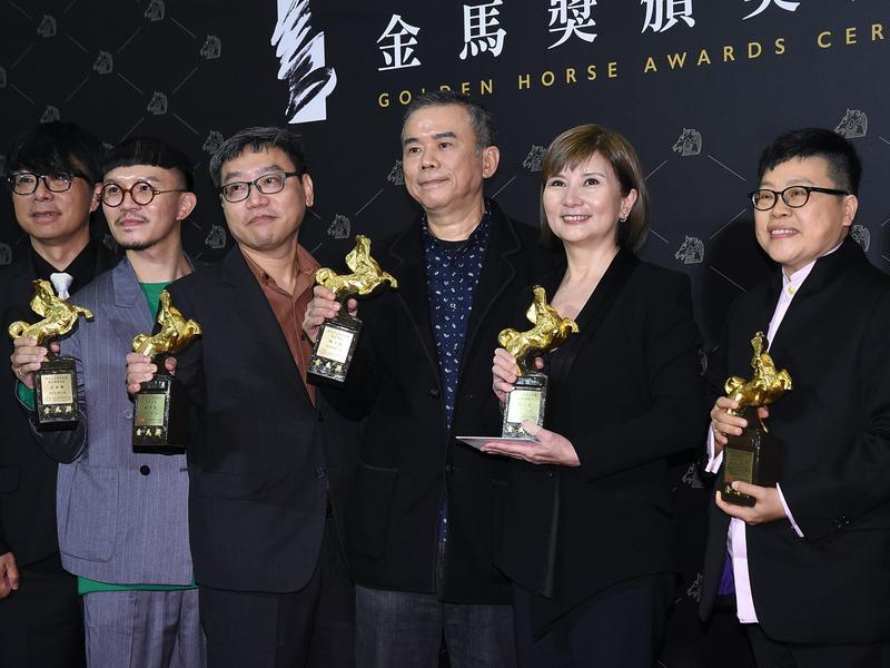 《消失的情人節》奪最佳劇情長片 李安親頒
