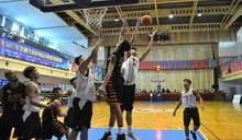 全民中州盃分齡籃球賽 社男社女組大決戰