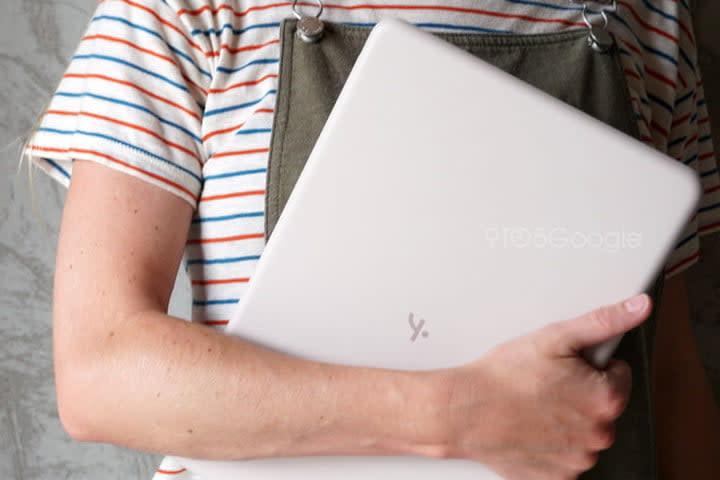 Google Pixelbook Go Not Pink Prototype